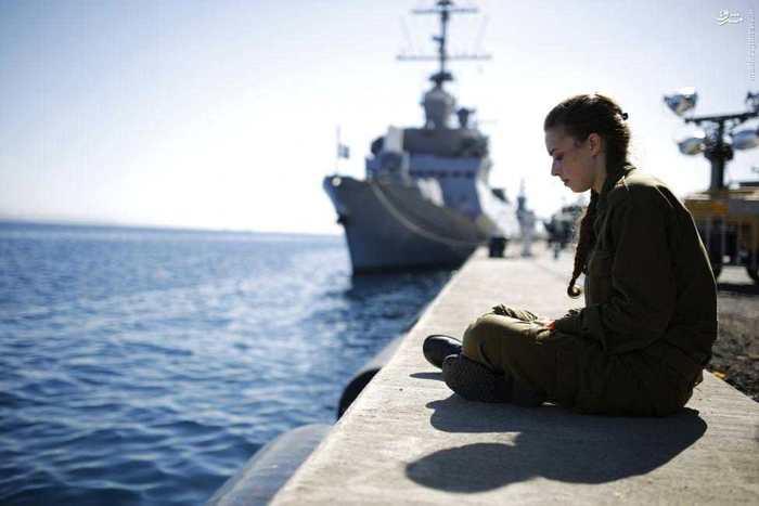 1464249262 عکس های زنان ارتش اسرائیل