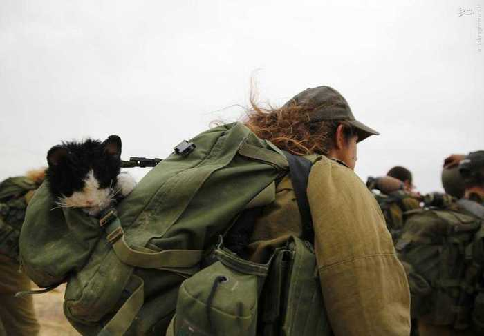 1464291949 عکس های زنان ارتش اسرائیل