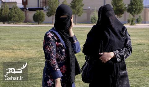 1464295136 عکس دخترانی که در طرح امنیت اجتماعی دستگیر شدند