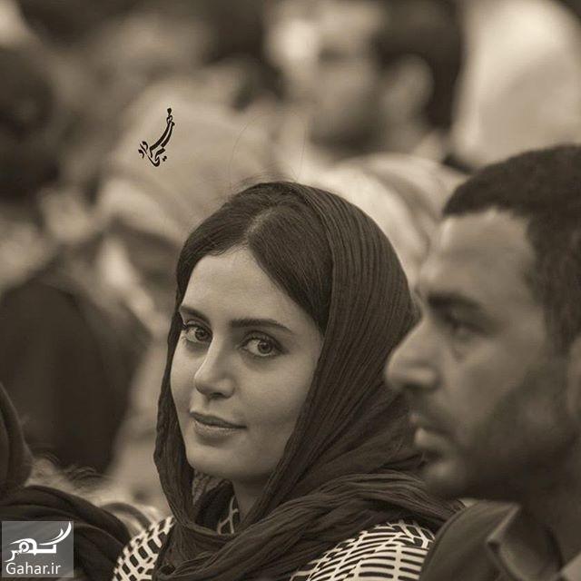 1464468160 عکسهای الناز شاکردوست در پنجمین حراج تهران