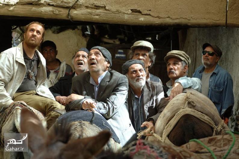 1464551048 عکسهای جالب الاغ سواری بازیگران سریال علی البدل