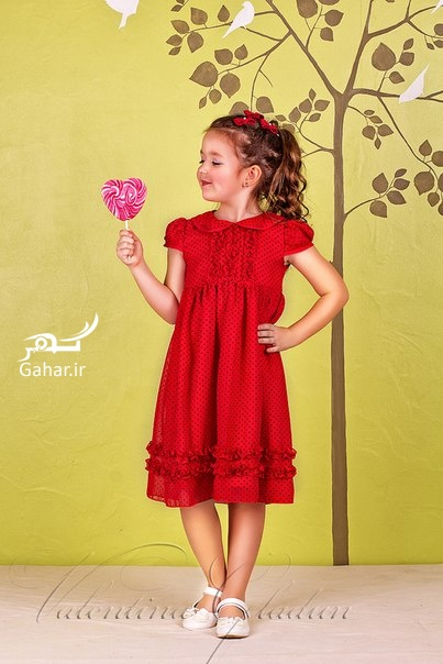 1465820172 مدل لباس دخترانه (دختربچه) فوق العاده شیک