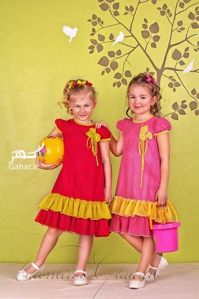 1465856230 مدل لباس دخترانه (دختربچه) فوق العاده شیک