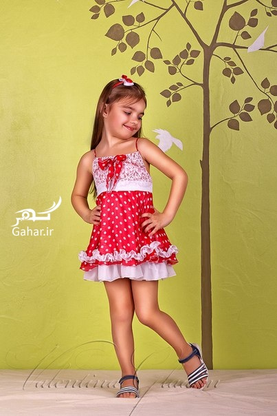 1465865814 مدل لباس دخترانه (دختربچه) فوق العاده شیک