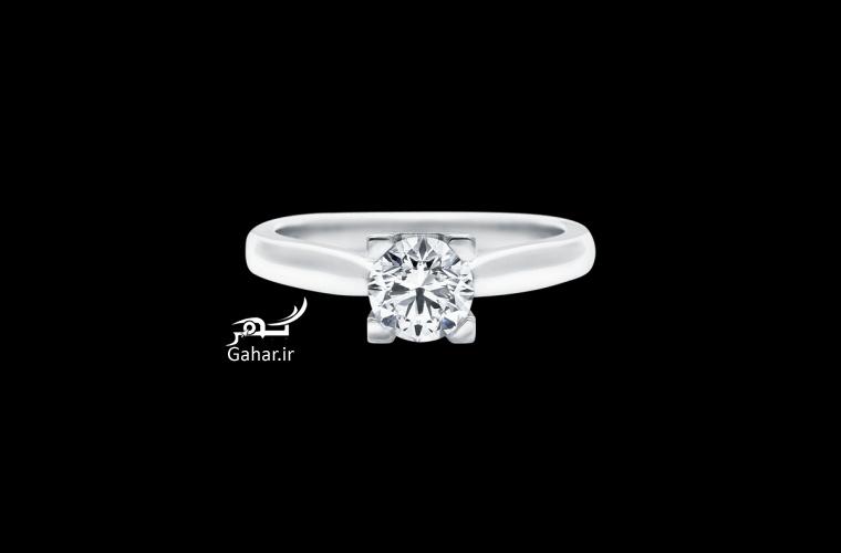1465991851 مدل حلقه نامزدی فوق العاده شیک برند harrywinston
