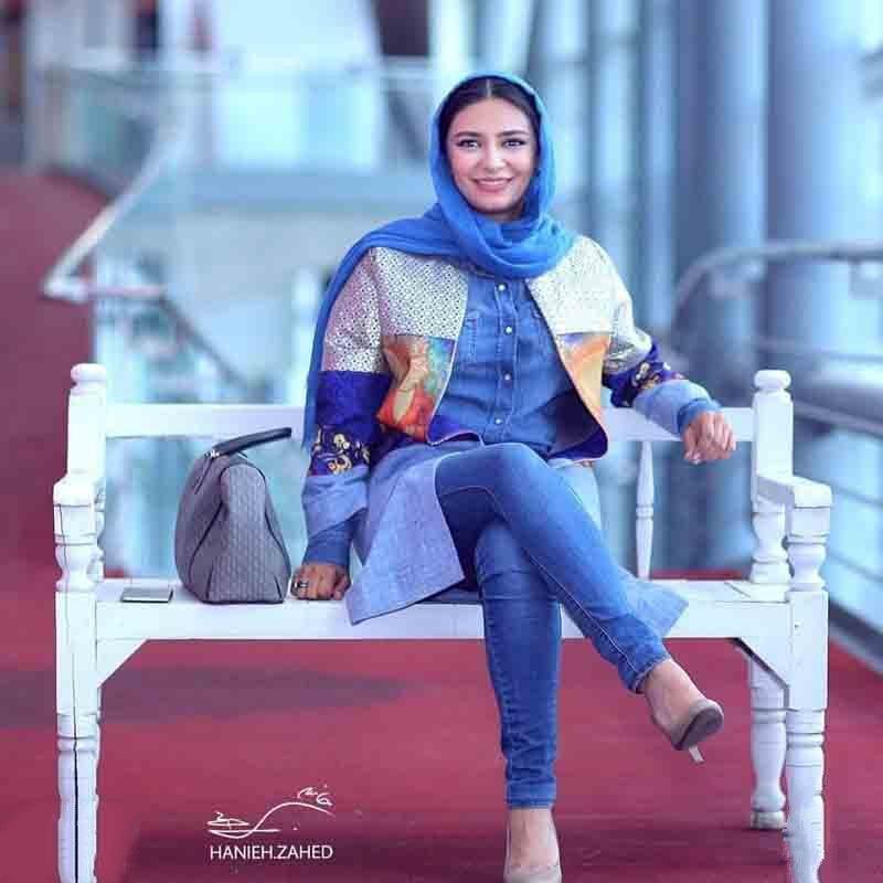 1466356409 عکس های جدید لیندا کیانی مدلینگ مانتو ایرانی