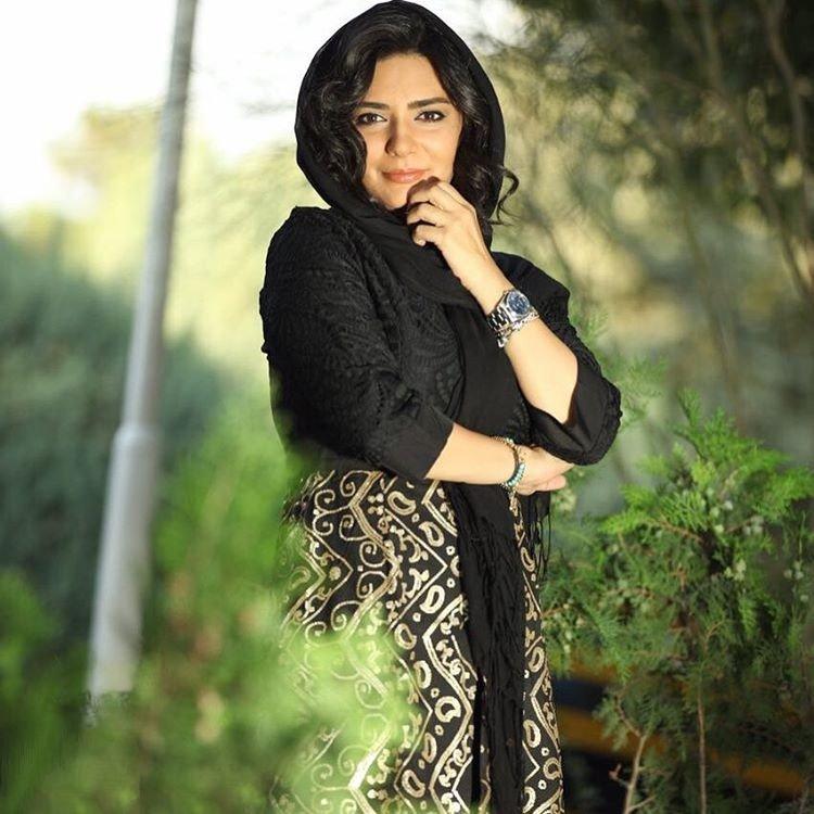 1466367935 عکس های جدید لیندا کیانی مدلینگ مانتو ایرانی