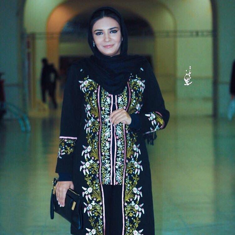 1466378280 عکس های جدید لیندا کیانی مدلینگ مانتو ایرانی