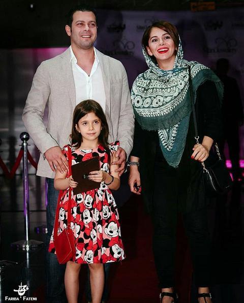 1466615453 عکس: بازیگران و همسرانشان و فرزندانشان در اینستاگرام