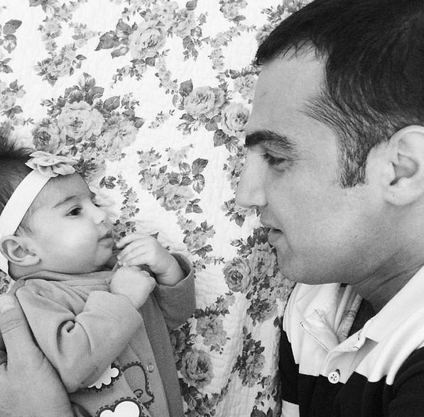 1466618871 عکس: بازیگران و همسرانشان و فرزندانشان در اینستاگرام