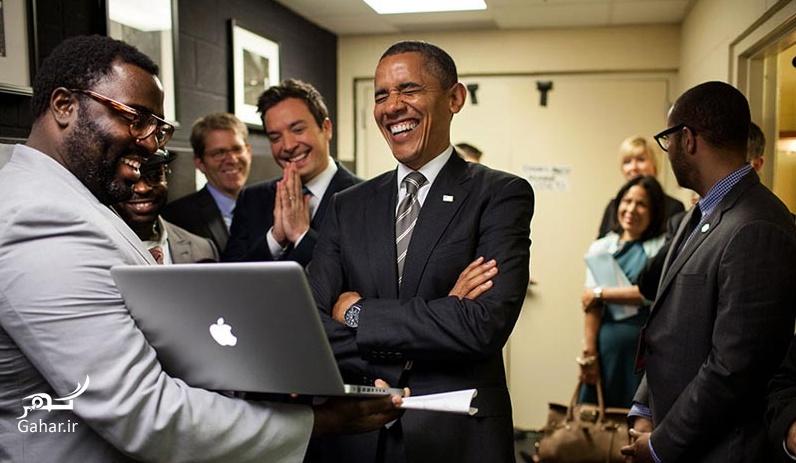 1466631218 عکس های دیدنی از بازیگوشی اوباما