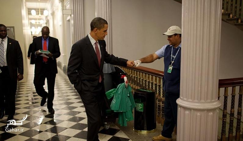 1466653761 عکس های دیدنی از بازیگوشی اوباما