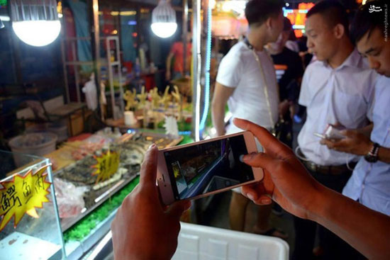 1466761963 کباب تمساح غذای پرطرفدار چینی ها + عکس