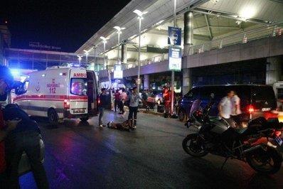 1467207068 در حادثه فرودگاه استانبول 183 نفر کشته و زخمی شدند + عکس و فیلم