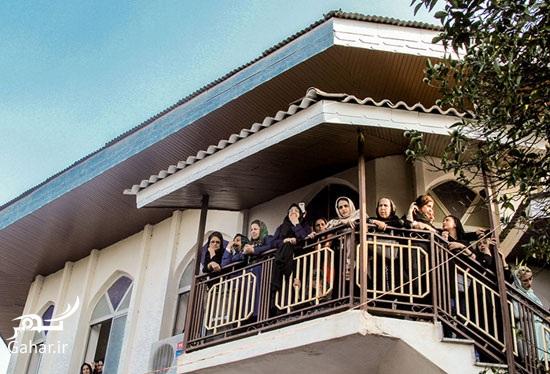 1469010955 عکس های مراسم چهلم حبیب محبیان با حضور مردم و بازیگران