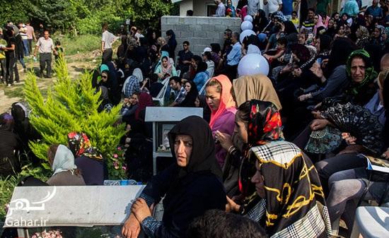 1469061041 عکس های مراسم چهلم حبیب محبیان با حضور مردم و بازیگران