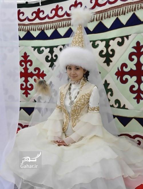 1469295152 لباس عروس در کشورهای مختلف + عکس