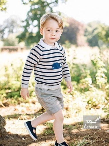 1469297069 عکس های تولد شاهزاده جرج کمبریج و سه ساله شدنش