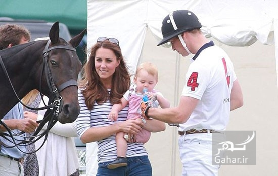 1469342730 عکس های تولد شاهزاده جرج کمبریج و سه ساله شدنش