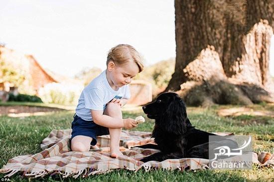 1469347997 عکس های تولد شاهزاده جرج کمبریج و سه ساله شدنش