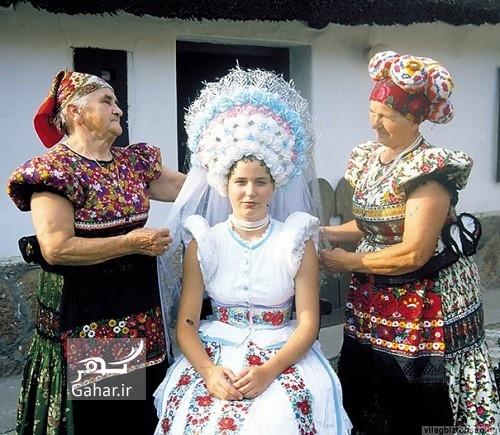 1469355548 لباس عروس در کشورهای مختلف + عکس