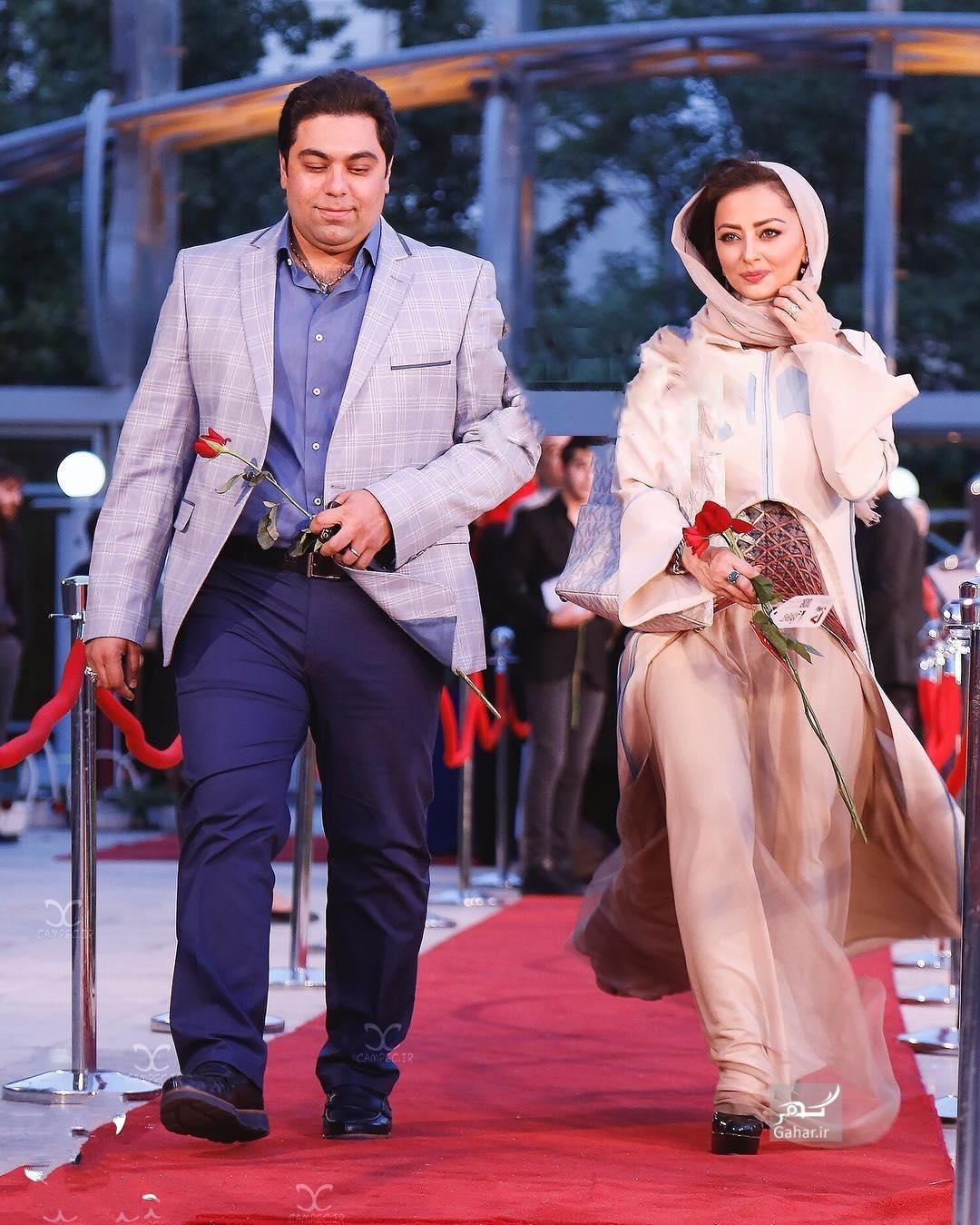 1469356178 عکس های بازیگران و همسرانشان در شانزدهمین جشن حافظ 95