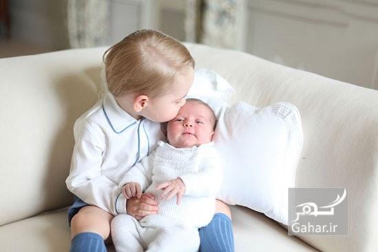 1469373877 عکس های تولد شاهزاده جرج کمبریج و سه ساله شدنش