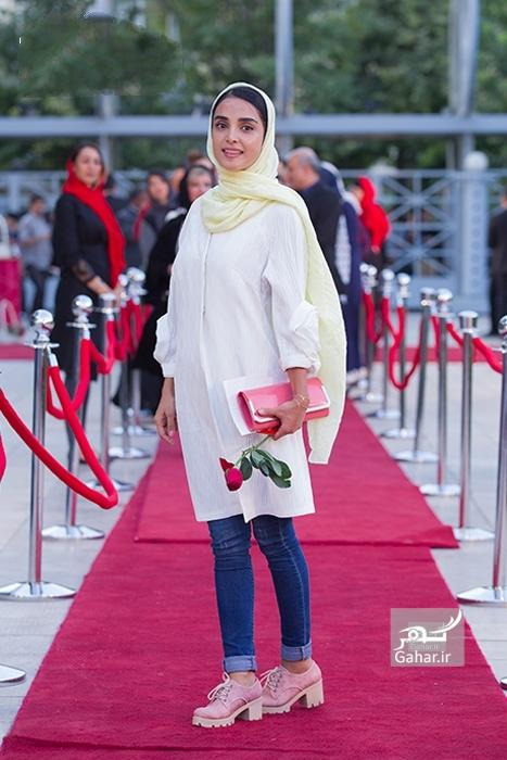 1469395099 سری جدید عکس های بازیگران در شانزدهمین جشن حافظ سال 95