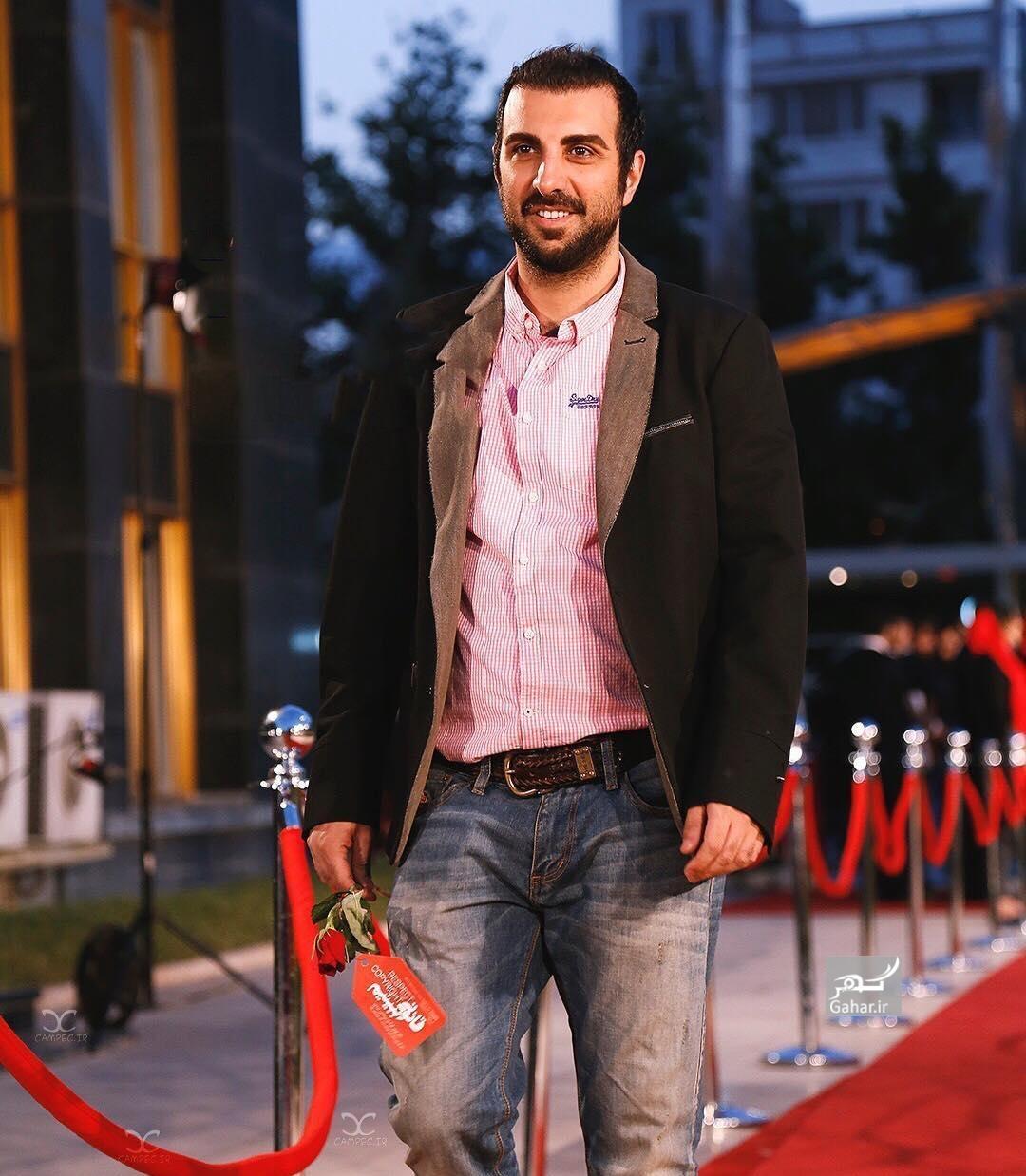 1469400131 عکس های بازیگران مرد در شانزدهمین جشن حافظ 95