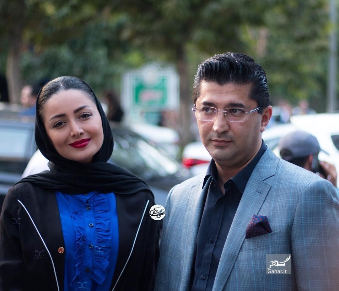 1469422607 عکس های بازیگران و همسرانشان در شانزدهمین جشن حافظ 95