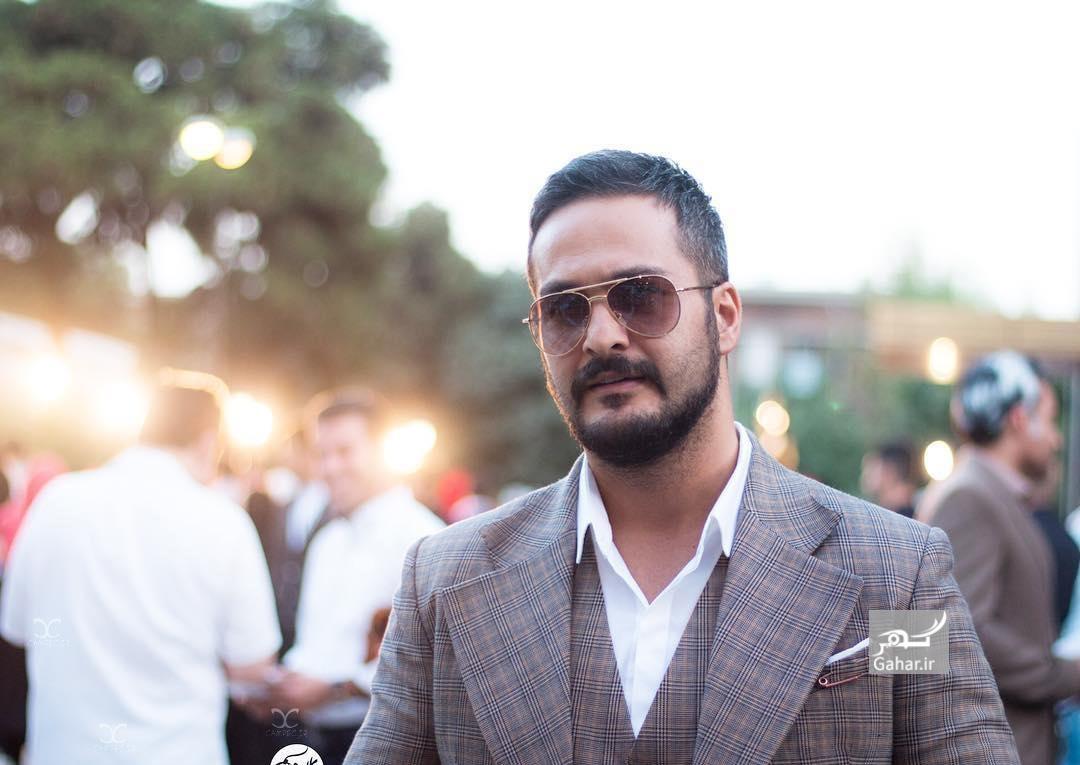 1469423364 عکس های بازیگران مرد در شانزدهمین جشن حافظ 95