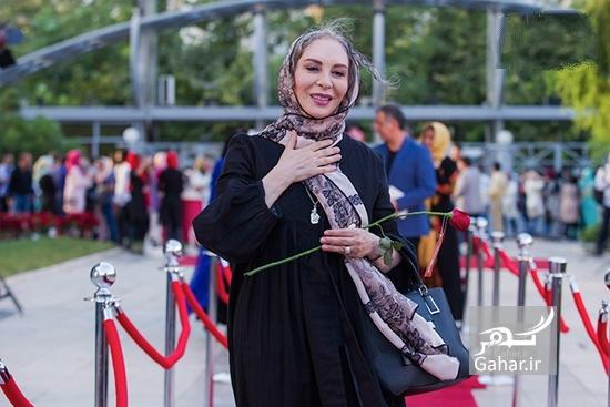 1469423366 سری جدید عکس های بازیگران در شانزدهمین جشن حافظ سال 95