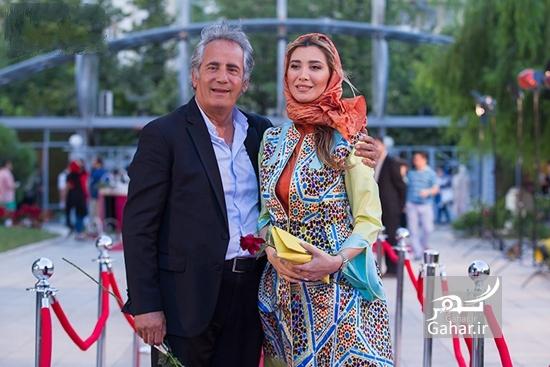 1469429152 سری جدید عکس های بازیگران در شانزدهمین جشن حافظ سال 95