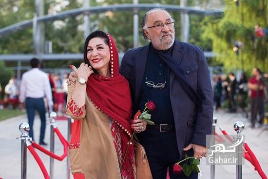 1469434890 سری جدید عکس های بازیگران در شانزدهمین جشن حافظ سال 95