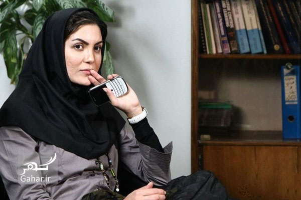 1469498590 سامیه لک بازیگر سریال مرگ تدریجی یک رویا از ایران رفت + عکس