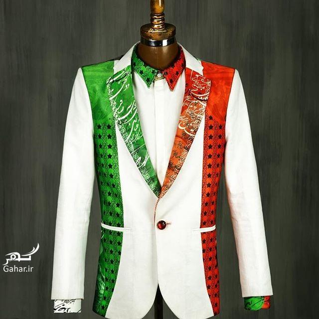 1469525229 طرح پیشنهادی و جدید لباس المیپک ایران توسط کامران بختیاری