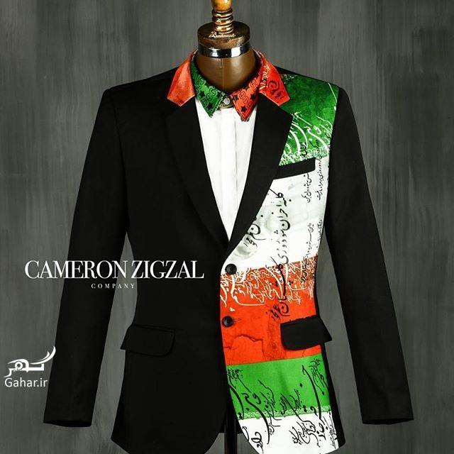 1469550179 طرح پیشنهادی و جدید لباس المیپک ایران توسط کامران بختیاری