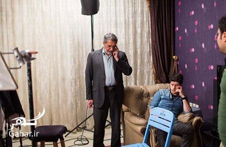 1470115171 عکسهای پشت صحنه سریال پریا