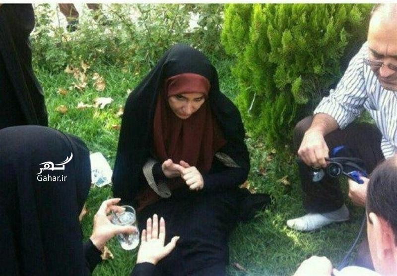 1470138725 غش کردن معصومه احمدی کارشناس هواشناسی در برنامه زنده