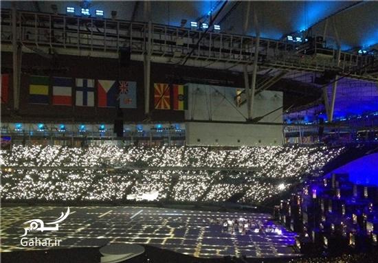 1470497448 خلاصه گزارش مراسم افتتاحیه المپیک ریو 2016 ؛ عکس