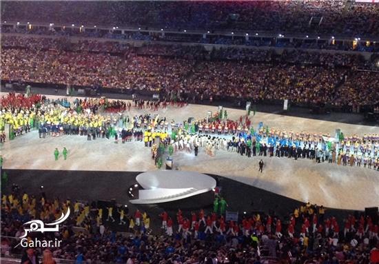 1470507665 خلاصه گزارش مراسم افتتاحیه المپیک ریو 2016 ؛ عکس