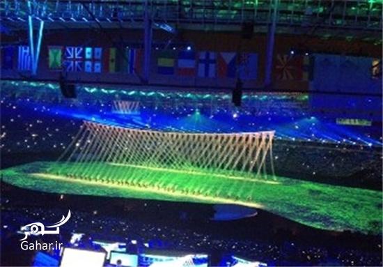 1470510993 خلاصه گزارش مراسم افتتاحیه المپیک ریو 2016 ؛ عکس