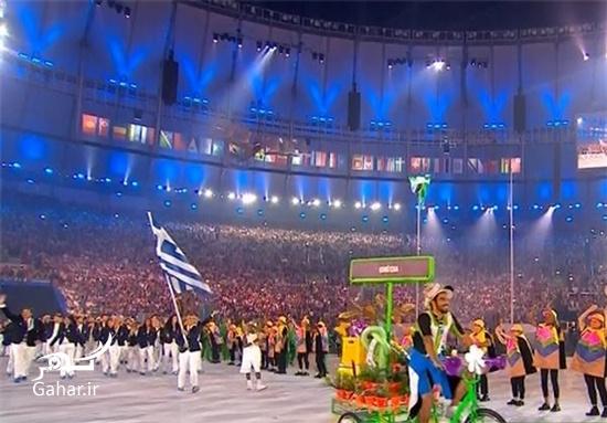 1470540565 خلاصه گزارش مراسم افتتاحیه المپیک ریو 2016 ؛ عکس