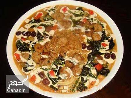 1470825695 طرز تهیه انواع غذاهای محلی اردبیل
