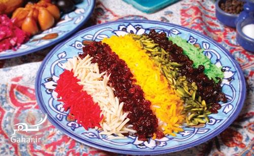 1471100007 طرز تهیه انواع غذاهای محلی قزوین