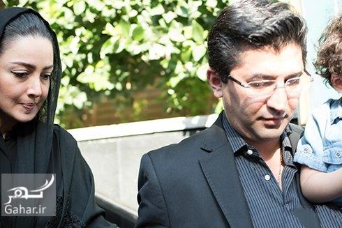 1471139868 عکس های مراسم ختم مادر پژمان جمشیدی با حضور بازیگران
