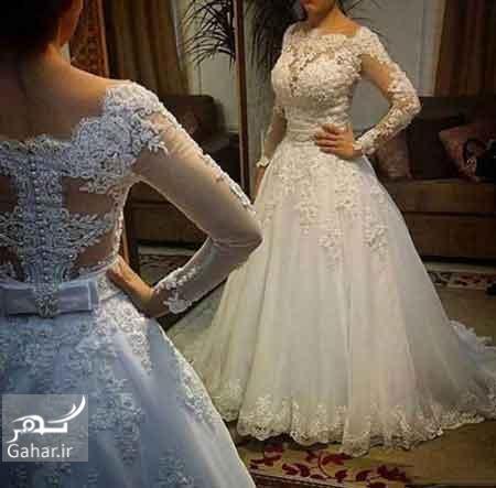 1471483682 جدیدترین مدل لباس عروس اروپایی سال 2016
