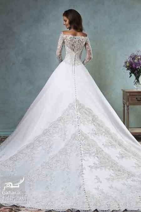 1471486836 جدیدترین مدل لباس عروس اروپایی سال 2016