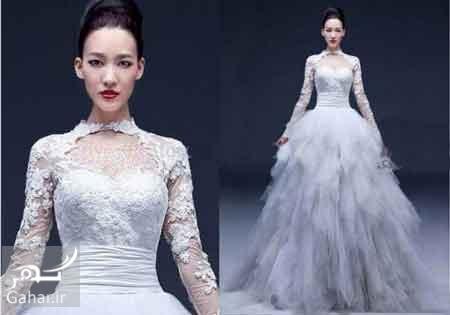 1471515334 جدیدترین مدل لباس عروس اروپایی سال 2016
