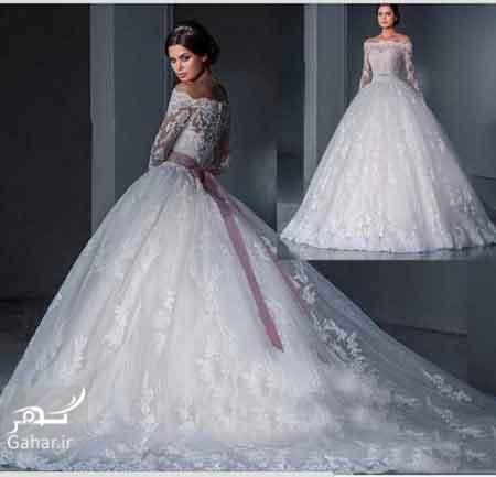 1471519958 جدیدترین مدل لباس عروس اروپایی سال 2016